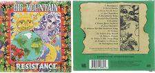 BIG MOUNTAIN - RESISTANCE - US 16 TRK CD - REGGAE -