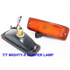 FOR TOYOTA HILUX MK3 MIGTHY-X PICKUP TRUCK 1989-1993 AMBER BUMPER LAMP LIGHT