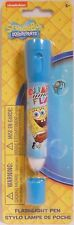 Flashlight & Pen SPONGEBOB SQUAREPANTS BLUE 2-in-1 Children's Toy