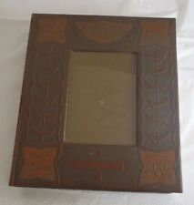 WW 2 US Army or Marine Corps Service Days photo album or box