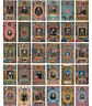 LOT 30 pcs Vintage Retro Middle Ages Europe Nobility Portrait Postcards Bulk Set