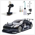 RC Car 1:10 Scale On Road Racing 4wd Nitro Gas Power Remote Control Hobby Toys