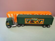 Winross Everfresh Juice Co. Mack Tractor Green Trailer 1988 VGC Die-Cast