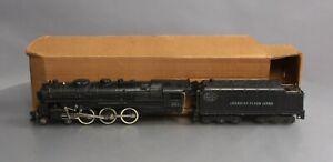 American Flyer 322 S New York Central 4-6-4 Hudson Steam Locomotive & Tender/Box