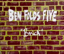 Ben Folds Five - Brick (CD1997) Smoke-live/Song For The Dumped (Japanese Version
