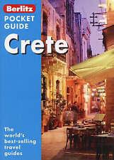 Crete Berlitz Pocket Guide (Berlitz Pocket Guides), , Very Good Book