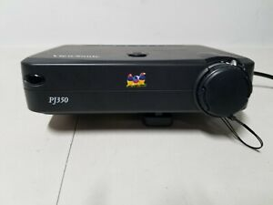 ViewSonic LiteBird PJ350 DLP Projector lamp is only 1040 hours