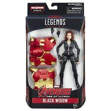 Hasbro Marvel Legends Series Avengers Age of Ultron Black Widow Figure B8327