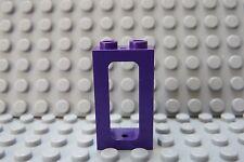 LEGO Dark Purple Window 1x2x3 Harry Potter Knight Bus Set 4886