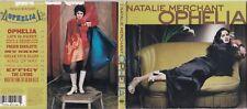 Natalie Merchant - Ophelia (CD, May-1998, Elektra) DIGIPAK