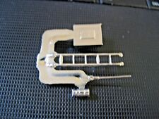 REALLY USEFUL Repro Scalextric RUTS3 TRUCK CHROME AIRFILTER/INTAKE/LADDER/AERIAL