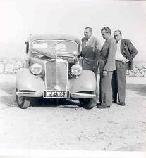 1950 Mercedes Benz 170D Original Photo wc6656-DKZIM7