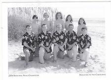 "*Postcard-""The 2004 National Shag Champions"" ...Shagging In The Carolinas (#83)"