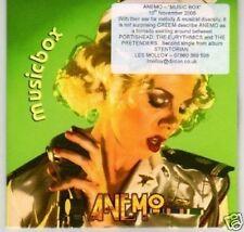 (K946) Anemo, Music Box - DJ CD