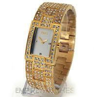 *NEW* DOLCE & GABBANA LADIES D&G CEST CHIC GOLD WATCH - DW0007 - RRP £235