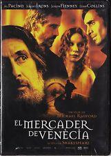 EL MERCADER DE VENÉCIA (William Shakespeare) de Michael Radford Edición diarios