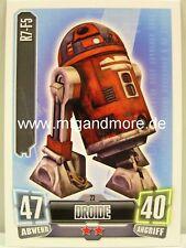 Force Attax Serie 2 R7-F5 #023