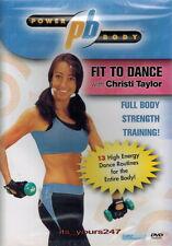 Christi Taylor: Fit To Dance | DVD NEU