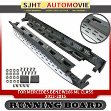 Running Board for Mercedes Benz W166 ML250 ML350 ML400 ML500 12-2015 Side Steps