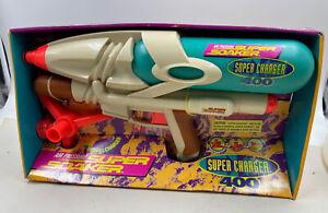 1998 Larami Super Soaker Super Charger 400  New in Box