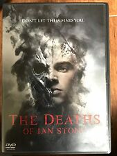 Mike Vogel THE DEATHS  OF IAN STONE ~ 2007 Stan Winston Horror Film | UK DVD