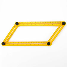 Universal Angle Ruler - Measuring Tool Multi Angle Carpenter Instrument