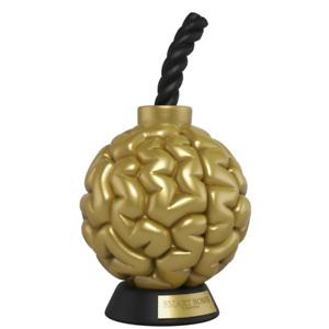 MIGHTY JAXX x Jason Freeny Smart Bomb (Gold Edition)