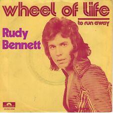7inch RUDY BENNETT wheel of life HOLLAND EX 1973