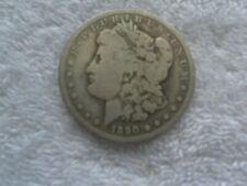 1890 O  Morgan Silver Dollar   VF
