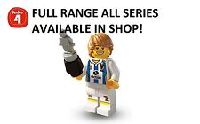 Lego minifigures soccer player series 4 (8804) unopened new factory sealed