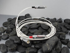 Nerve Audio ULTRA SUB 20 Subwoofer Y Cable Interconnect Silver Plated 3 meter