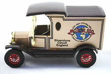 Matchbox of Yesteryear No:Y-12 1912 FORD Model T Van SILVERSTONE MOTOR 100. MIB