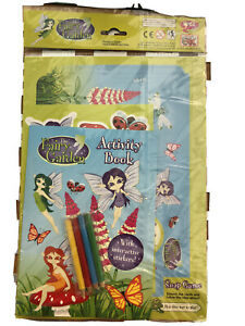 Fairy Kids Craft Activity Party Gift Pack