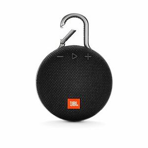 JBL CLIP 3 Wireless Bluetooth Speaker IPX7 Waterproof Sports Speaker Outdoor