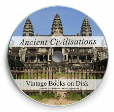 Ancient Lost Civilizations Rare Books on DVD Atlantis History Carthage Egypt 17