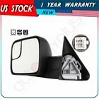 For 02-08 Dodge Ram 1500 2500 3500 Power Heated Driver Side View Tow Mirror
