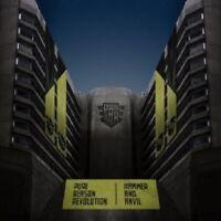 """PURE REASON REVOLUTION """"HAMMER & ANVIL"""" CD NEU"""