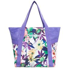 Desigual Bols L Shopping Bag G Tasche Shopper Handtasche purple 71X5SA0-3168