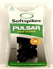 Adidas Pulsar Softspikes Golf Cleats Black