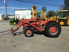 Massey Ferguson 135 Diesel Ps Loader Tractor (Bad Engine) with 3887 Hours
