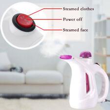 AUS Portable Steamer Cleaner Fabric Clothes Garment Steam Iron Handheld Travel !
