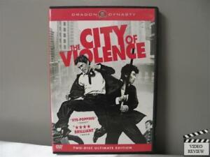 The City of Violence (DVD, 2007, 2-Disc Set)