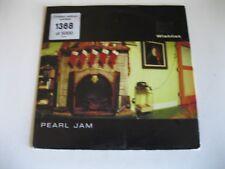 Pearl Jam Wishlist /U / Brain Of J 665790 7 Black Vinyl  #1368