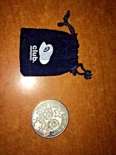 Moneta di Addio Club Nintendo / Goodbye Coin Club Nintendo Original