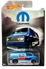 2018 Hot Wheels Mopar Series #2 Custom '77 Dodge Van