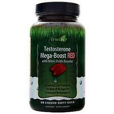 Irwin Naturals Testosterone Mega-Boost Red  68 sgels