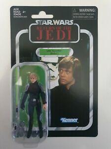 Star Wars Vintage Collection Figure - VC23 Luke Skywalker Endor (2018)