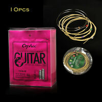 Orphee Bronze Bright tone& Extra light - TX640 Acoustic Guitar Strings