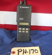 Motorola MTS2000 Model 2 800 MHz Radio H01UCF6PW1BN - Missing Pixels -Radio ONLY