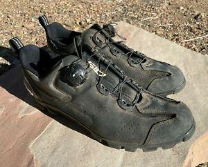 Sidi Defender 20 MTB Cycling Shoes 46 Black